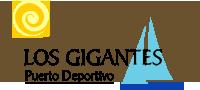 Puerto Deportivo Los Gigantes Logo
