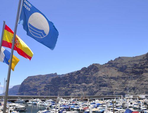 Puerto Los Gigantes Bandera Azul