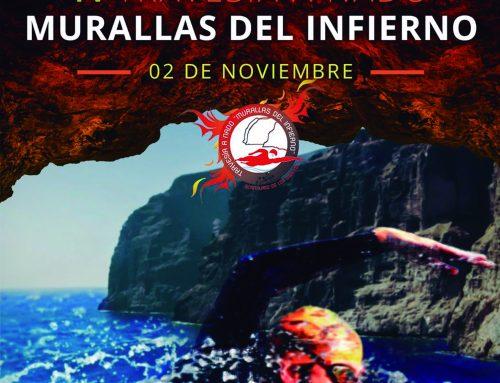IV Travesía a nado Murallas del Infierno – Puerto Los Gigantes